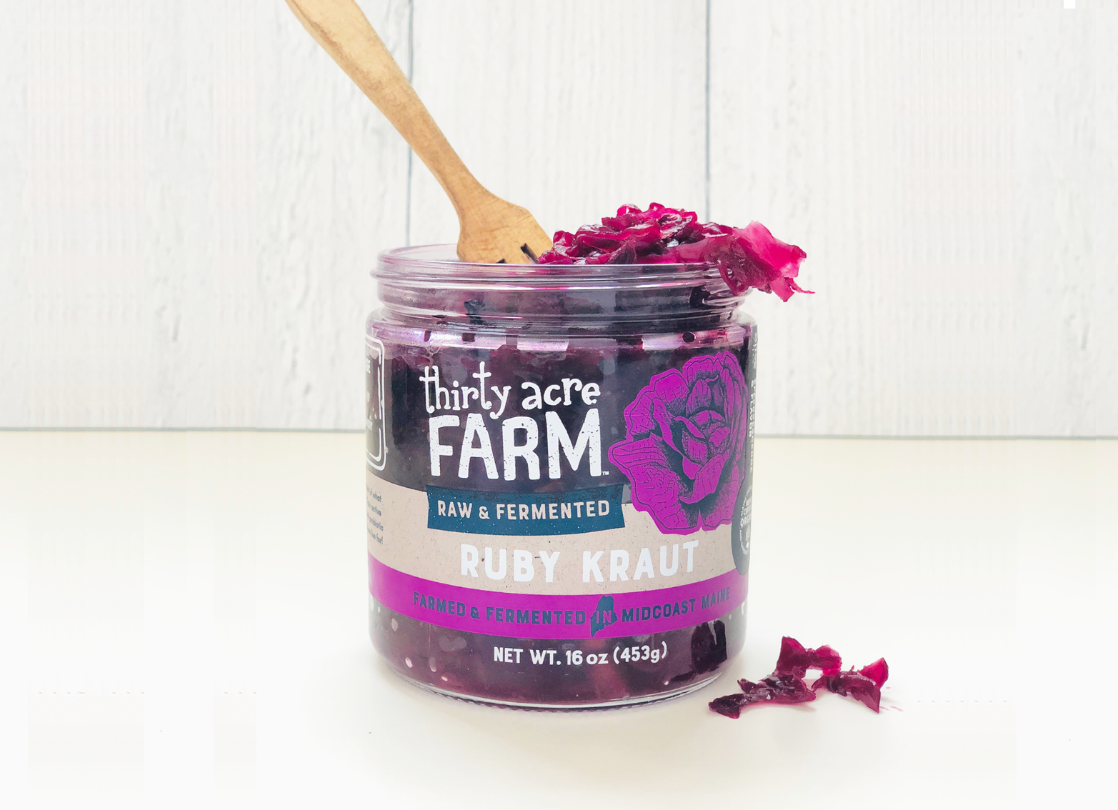 Thirty Acre Farm Packaging